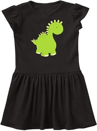 Baby Dino inktastic Cute Little Dinosaur Stegosaurus Infant Tutu Bodysuit