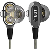 in-Ear Headphones Earbuds High Resolution Heavy Bass with...