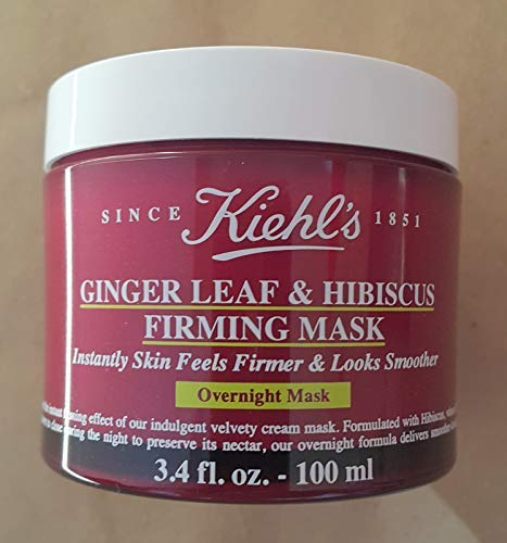 Ginger Leaf & Hibiscus Firming Mask 100 ml.