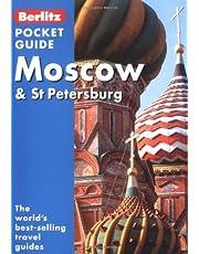 Moscow & St Petersburg Pocket Guide Berlitz