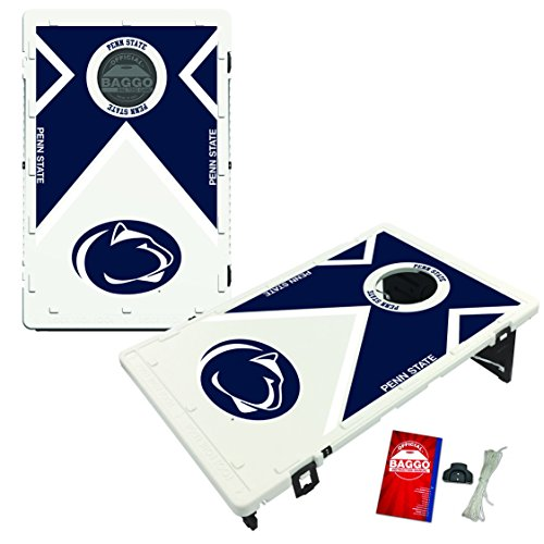 Penn State University Nittany Lions Baggo Bean Bag Toss Cornhole Game Vintage - Collegiate Lions Nittany Bean Bag
