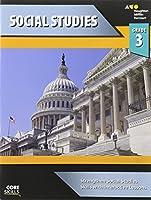 Steck-Vaughn Core Skills Social Studies: Workbook Grade 3