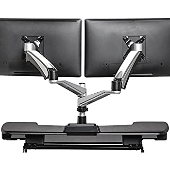 Amazon Com Varidesk Height Adjustable Standing Desk
