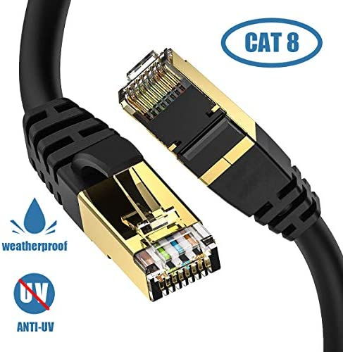 Ethernet Outdoor Connector Weatherproof Resistant product image