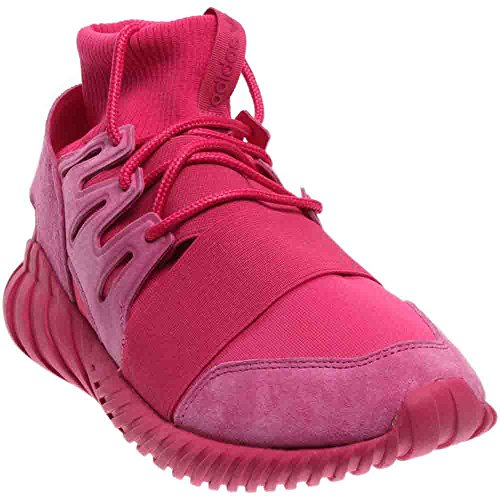 adidas Tubular Doom - S74795 - Size - Stripe Mens Patent Sneakers
