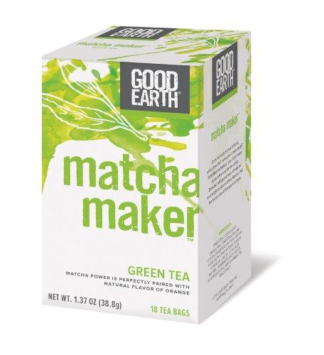 Good Earth Matcha Maker Tea