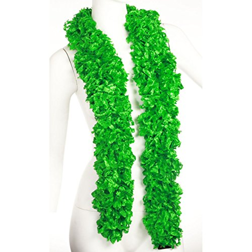 Morris Costumes Boa Featherless Green from Happy Boa