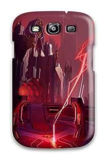 2015 TashaEliseSawyer Protective Case For Galaxy S3(battleborn) 8990521K81415998