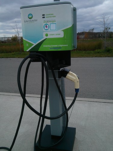 J1772 EVSE electric car holster plug holder dock with cable hook by EVSE Accessories (Image #4)