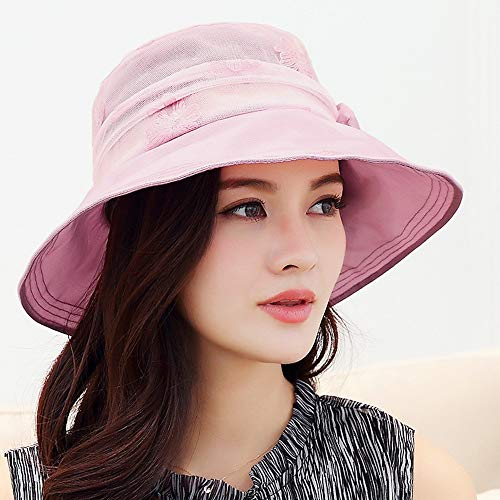 Playa A Los Para Mujer Aire El Plegable Sombrero Ju Sol Ultravioletas 4 De Protección Contra Colores Al Verano Fu Libre Rayos Iwx6XqRT