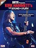 Guitar World Presents Kirk Hammet's The Sound + The Fury: Guitar Instruction - Tablature