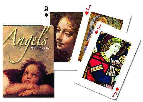 Piatnik 00 1433 Angels Playing Cards