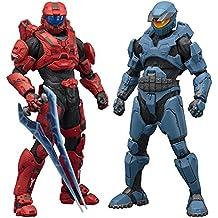 Kotobukiya ArtFX + Halo Mjolnir Mark V & Mark VI DX Statue 2pk