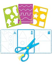 Learning Resources LER5568 Trace Ace Scissor Skills Set