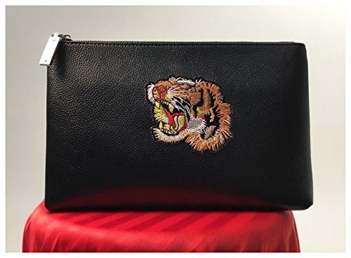 Clutch Tiger (Tiger Patch Clutch Handbag)