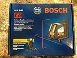 Bosch GLL 2-45 Self-leveling Long-range Cross-line Laser