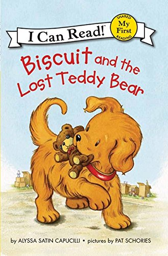 - Biscuit and the Lost Teddy Bear (My First I Can Read)