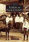 Luray and Page County, Dan Vaughn, 0738517593