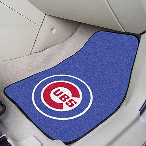 Chicago Cubs 2 Piece Car - 9