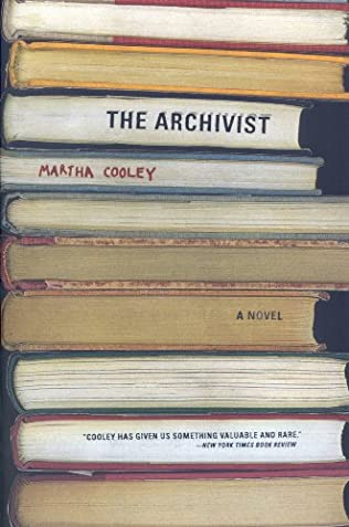 book cover of The Archivist