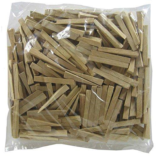 HaWe 550.02 Fliesenkeile 1000 Stü ck aus Holz