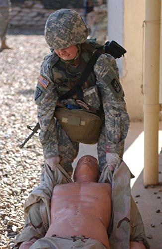 Combat Medic Advanced Skills Training CMAST 91W To 68W Transition Course