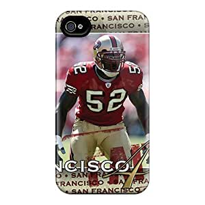 Rosesea Custom Personalized Awesome Design San Francisco 49ers Hard Cases Covers For Iphone 6