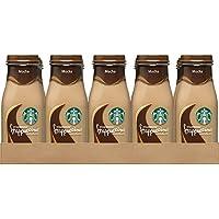 15-Pack Starbucks Frappuccino Drinks (Mocha Flavor, 9.5 Ounce Glass Bottles)