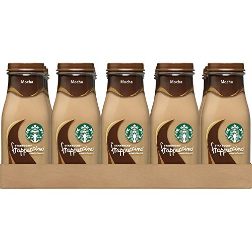 Starbucks Mocha Flavor Frappuccino 15-Count $13.09 **Only 87¢ Each**