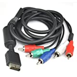 DIGIFLEX HD Component AV Cable For Sony Playstation PS2 PS3