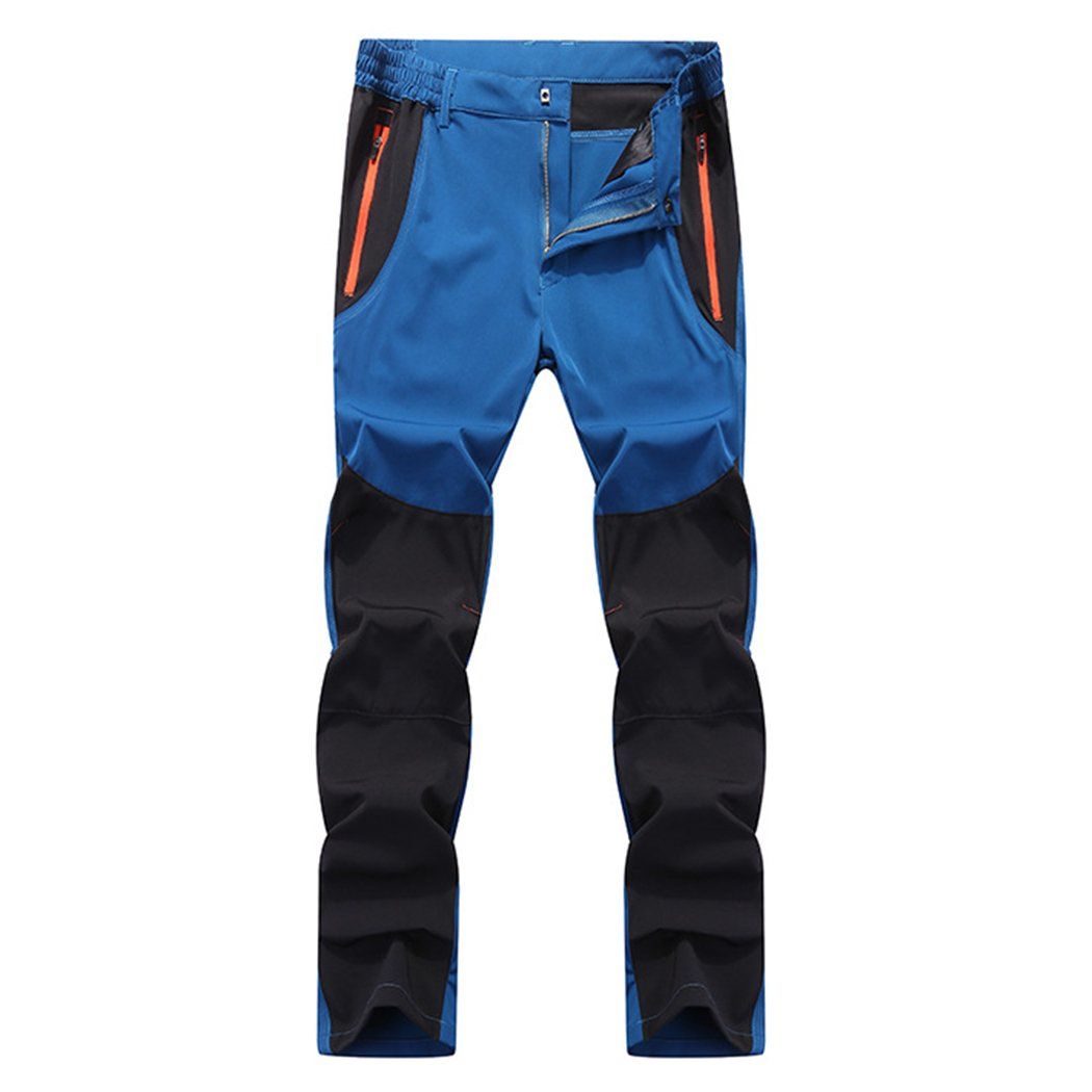 November's Chopin Mens Waterproof Trousers Hiking Trekking Pants Outdoor Quick Drying