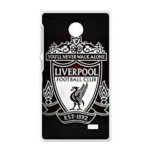 LINGH Live pool Logo Cell Phone Case for Nokia Lumia X