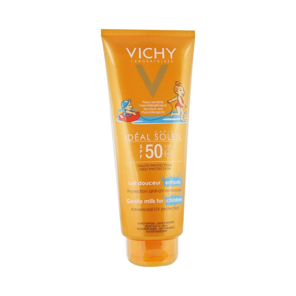 VICHY IDEAL SOLEIL Leche Protectora Niños spf 50 300 ml