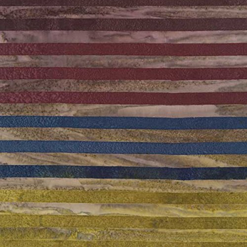 Robert Kaufman Artisan Batiks Elemental Stripes Nature