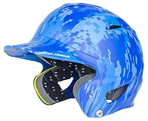 Under Armour Baseball UABH110-FGB2: RO Classic Solid Batting Helmet with Baseball Faceguard – DiZiSports Store