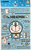 Doraemon Writing Pencil Board Shitajiki Desk pad
