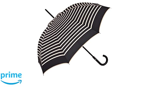 Jean Paul Gaultier Paraguas Diseño Mujer Marius negro: Amazon.es: Equipaje