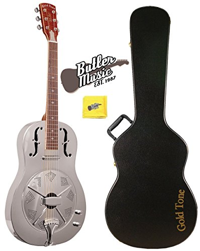 Gold Tone GRE Paul Beard Signature Series Acoustic Electric Metal Body Resonator (Beard Resonator Guitar)