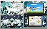 Miku Feather 3DS XL Vinyl Skin Decal Sticker for 3DS XL