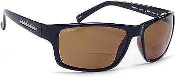 69a6179408 Coyote Eyewear BP-13 Polarized Bi-Focal Reading Sunglasses