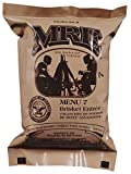 ULTIMATE MRE, Pack Date Printed on Every Meal - Meal-Ready-To-Eat. Inspected Certified Fresh