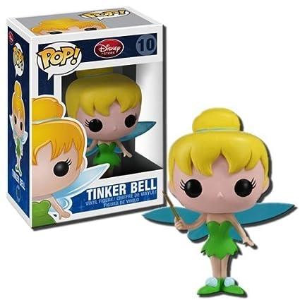 3e1fd481000 Boneco Funko Pop Disney - Tinker Bell  Amazon.com.br  Brinquedos e Jogos