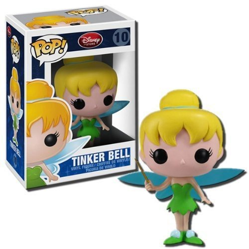 Funko Disney Peter Pan Tinker Bell Pop Vinyl -