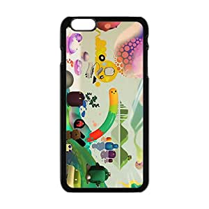 Attractive Creative Cartoon Pattern High Quality Custom Protective Phone Case Cove For Iphone Plaus