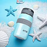 Best Insulated Travel Coffee Mugs - Leak proof Vacuum Insulated Stainless Steel Water Bottle Review