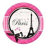Paris Damask Dessert Plates (8), Health Care Stuffs