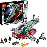 LEGO Star Wars 1007 Pieces Slave l 20th Anniversary Edition Building Kit