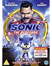 Sonic The Hedgehog (DVD) [2020]