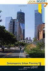 Contemporary Urban Planning (Paperback)