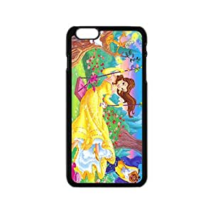 LINGH Beauty and the Beast Case Cover For iPhone 6 Case
